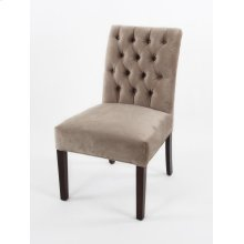 Button Tufted chair