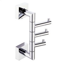 Triple Robe Hook - Swivel