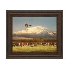 8177  Summer Pastures By Bonnie Mohr