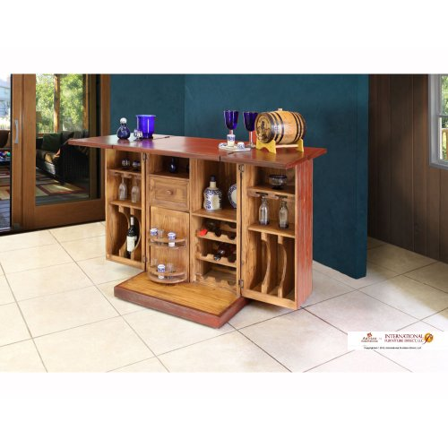 Multifunctional Island Bar