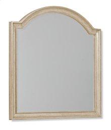 Provenance Vertical Mirror - Linen