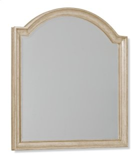Provenance Vertical Mirror - Linen