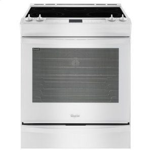 WHIRLPOOL6.2 Cu. Ft. Front-Control Electric Stove With Fan Convection