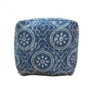 Printed Pouf Product Image