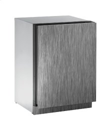 """Modular 3000 Series 24"""" Beverage Center With Integrated Solid Finish and Field Reversible Door Swing"""