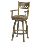 Swivel Barstool Chair Product Image