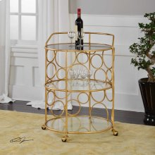 Xandra, Serving Cart