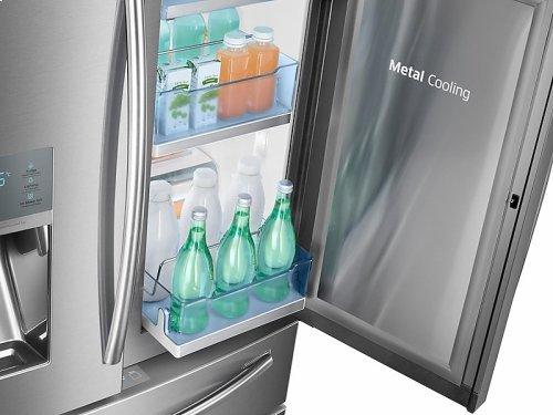 28 cu. ft. 4-Door French Door Food Showcase Refrigerator