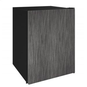 """U-Line Ada Series 24"""" Ada Solid Door Refrigerator With Integrated Solid Finish And Field Reversible Door Swing (115 Volts / 60 Hz)"""