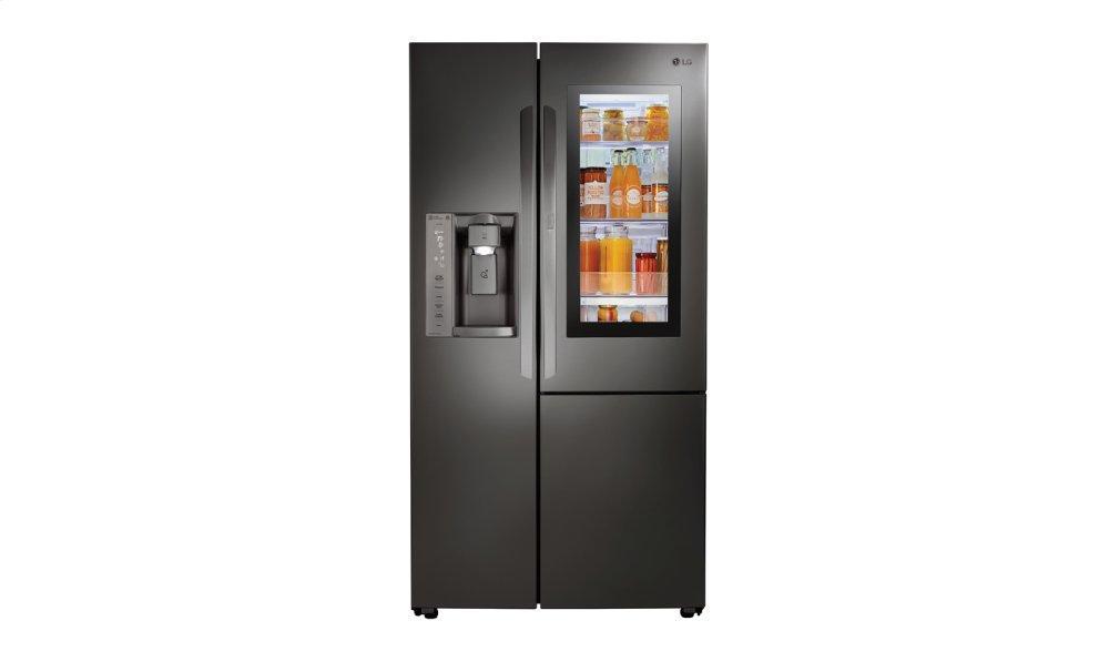 LG Appliances22 Cu.Ft. Smart Wi-Fi Enabled Instaview Door-In-Door® Counter-Depth Refrigerator