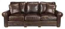 Walter Leather Sofa - Cocoa