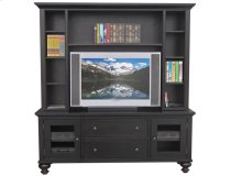 Georgetown 74'' HDTV Cabinet With Hutch