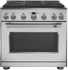 """Café 36"""" All Gas Professional Range with 6 Burners (Natural Gas) Product Image"""