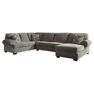 AshleySIGNATURE DESIGN BY ASHLEYJinllingsly 3-piece Sectional With Chaise