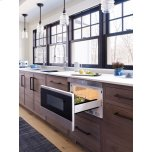 """Wolf 24"""" Transitional Drawer Microwave"""