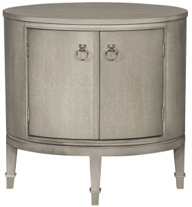 Maclaine Oval End Table W522E
