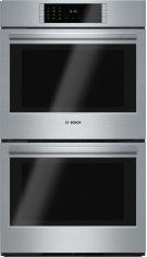 """30"""" Double Wall Oven, HBLP651UC, Stainless Steel Product Image"""