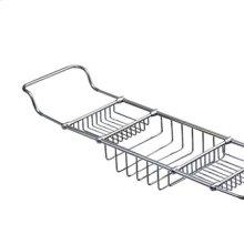Essentials Traditional, Adjustable Bathtub Rack