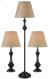 Additional Genie - 3 Pack - 2 Table Lamps, 1 Floor Lamp
