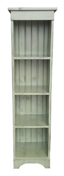 4-Cube Cubby Bookcase