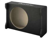 """Downfiring Enclosure for 10"""" Shallow Subwoofer"""