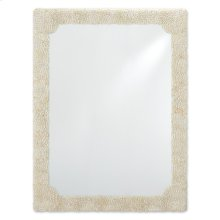 Leena Wall Mirror, Large - 49h x 37.5w x 1.25d
