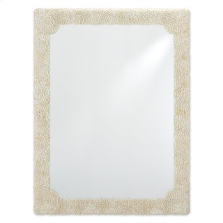Leena Wall Mirror, Large - 37.5w x 1.25d x 49h
