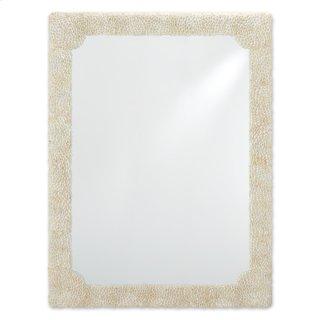 Leena Wall Mirror, Large - 49h x 37.5w x 1.25d
