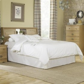 Bookcase Bed - King