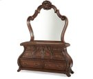 Palace Gates Dresser w/Mirror Royal Sable Product Image