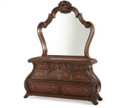 Palace Gates Dresser w/Mirror Royal Sable