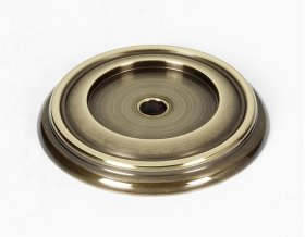 Charlie's Collection Backplate A616-38 - Polished Antique