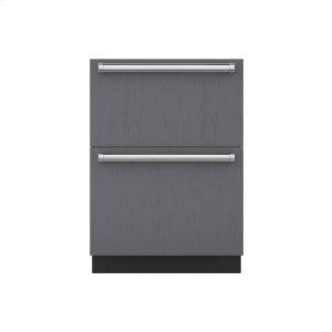 "Subzero24"" Refrigerator Drawers - Panel Ready"