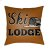 "Additional Lodge Cabin LGCB-2036 18"" x 18"""