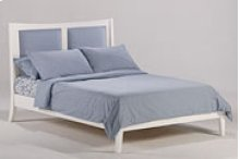 Chameleon Bed in White Finish