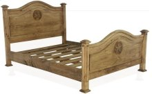 King Promo Bed W/Star