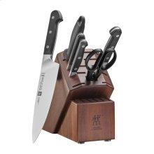 ZWILLING Pro 7-pc Knife Block Set