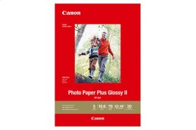 Canon Photo Paper Plus Glossy II - PP-301 - 13x19 (20 Sheets) Photo Paper Plus Glossy II