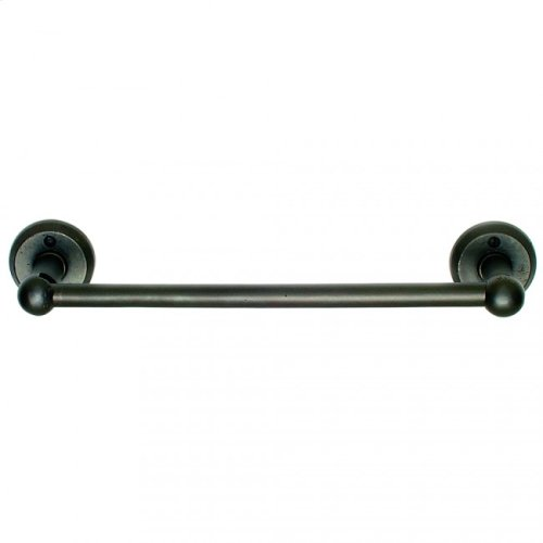 Horizontal Paper Towel Holder - PT1 Silicon Bronze Medium