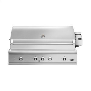 "Dcs48"" Grill, Rotisserie and Charcoal"