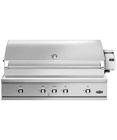 """48"""" Grill Series 9, Rotisserie and Charcoal Product Image"""