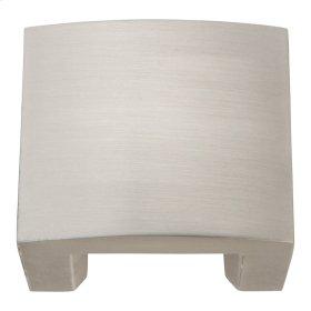 Centinel Solid Knob 1 1/4 Inch (c-c) - Brushed Nickel