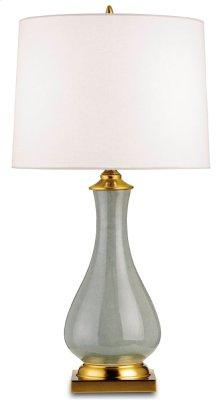 Lynton Gray Table Lamp