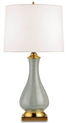 Lynton Gray Table Lamp