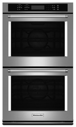 "27"" Double Wall Oven with Even-HeatTM True Convection - Stainless Steel"