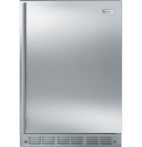 "24"" Stainless Steel Bar Refrigerator"