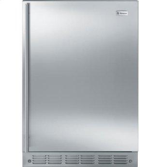 "24"" Stainless Steel Bar Refrigerator"