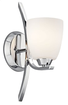 Granby 1 Light Wall Sconce Chrome