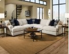 1600 Ultimate Platinum Sectional Product Image