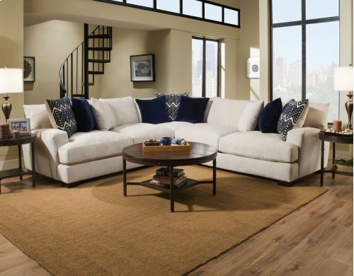 1600 Ultimate Platinum 3-Piece Sectional
